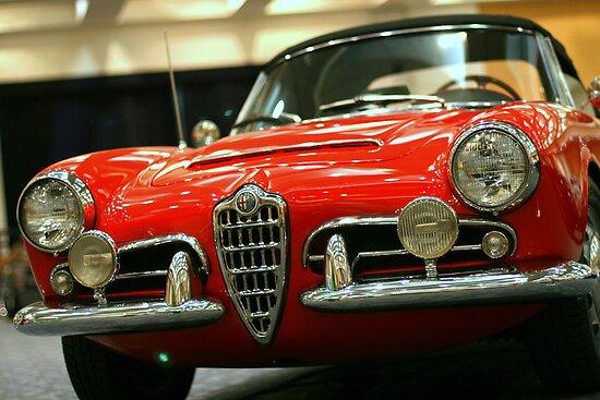 Alfa Romeo Giulietta by AstroGuy