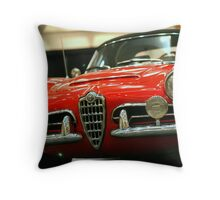 Alfa Romeo Giulietta Throw Pillow