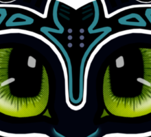 Toothless Mask 2 Sticker