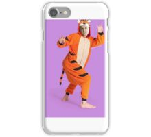 Jim Moriarty - Andrew Scott - Tiger Onesie iPhone Case/Skin