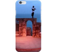 "UK: ""Fiddler on the Roof 1"", Cornwall iPhone Case/Skin"