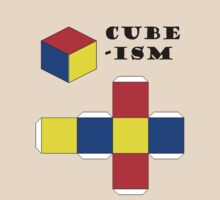 Cube-ism by mozdesigns