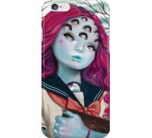 Mind's Eye, Hearts Lie iPhone Case/Skin