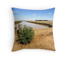 Cobram Throw Pillow