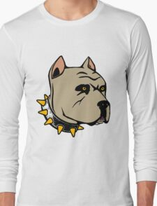 PIT BULL-2 Long Sleeve T-Shirt