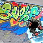 skateboarder by stevenburns4
