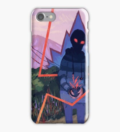 Diverting Energy iPhone Case/Skin