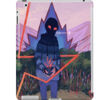 Diverting Energy iPad Case/Skin