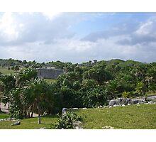 Tulum Landscape Photographic Print