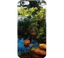 Virginia Water Lake, Windsor, England iPhone Case/Skin