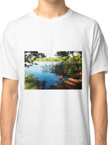 Virginia Water Lake, Windsor, England Classic T-Shirt