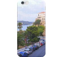 Mahon.....................................Menorca iPhone Case/Skin