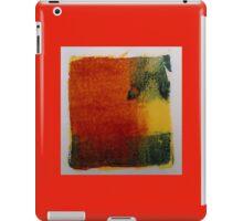 2015.02.24 / Vibrant expressive abstract iPad Case/Skin
