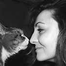 The cat & I by Renee Dawson