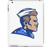 Mariner Sport Logo iPad Case/Skin