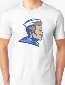 Mariner Sport Logo Unisex T-Shirt