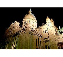 Basilique du Sacre Coeur Photographic Print