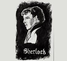 Sherlock in Charcoal Unisex T-Shirt
