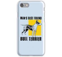BULL TERRIER-2 iPhone Case/Skin
