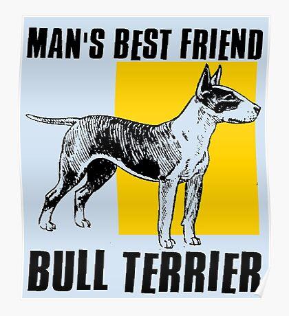 BULL TERRIER-2 Poster