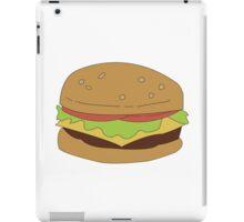The Burger iPad Case/Skin