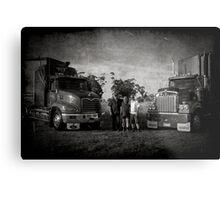 Kane Transport Metal Print