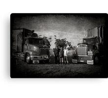 Kane Transport Canvas Print