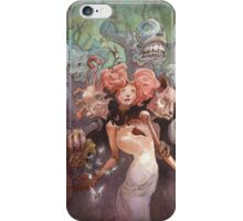 The Fanglehorn Troupe iPhone Case/Skin