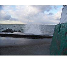 big splash Photographic Print