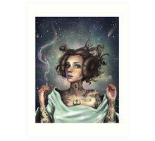 Opheleia Art Print