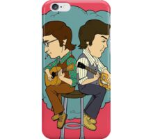 The Fab Two iPhone Case/Skin