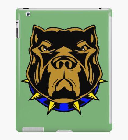 PIT BULL-3 iPad Case/Skin