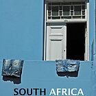 South Africa: peripheral vision by Kate Wilhelm