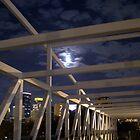 Moon Bridge by Evan Johnson