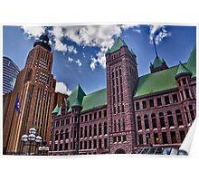 Downtown Minneapolis 3 Poster