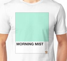 George Costanza: Morning Mist Unisex T-Shirt