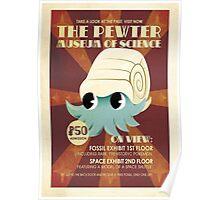 Pokemon Museum ad  Poster