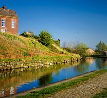House on the Canal by lazyjane1977