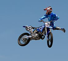 Showtime FMX Yamaha Freestyle Team V by DavidIori
