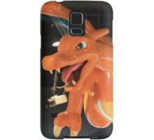 Charizard Pokemon Center Statue Samsung Galaxy Case/Skin