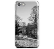 Manchester, Bolton & Bury Canal iPhone Case/Skin