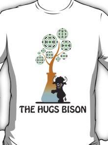 The Hugs Bison T-Shirt