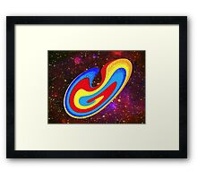 FLASH GORDON........................ Framed Print