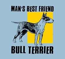 BULL TERRIER-2 Unisex T-Shirt