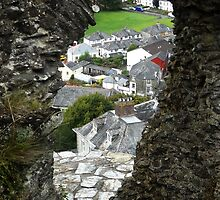 "UK: ""Launceston Castle Spy"", Cornwall by Kelly Sutherland"