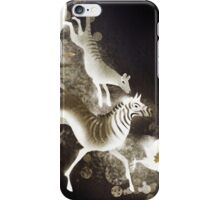 they went to extinction iPhone Case/Skin