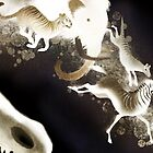 they went to extinction by Pauliina Hannuniemi
