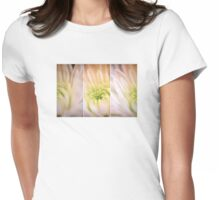 Center of Attention Womens Fitted T-Shirt