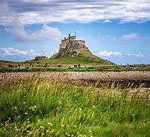 Lindisfarne Castle by lazyjane1977