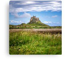 Lindisfarne Castle Canvas Print